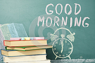 Morning Stock Illustration - Image: 44998775