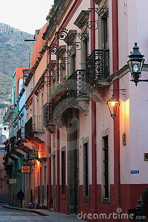 Morning of Guanajuato, Mexico
