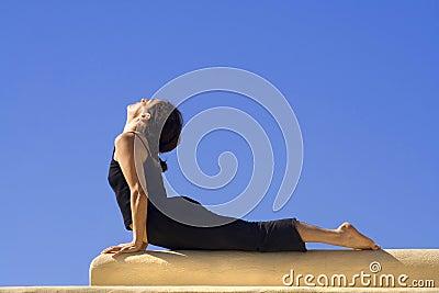 Morning Hatha-Yoga Excercise