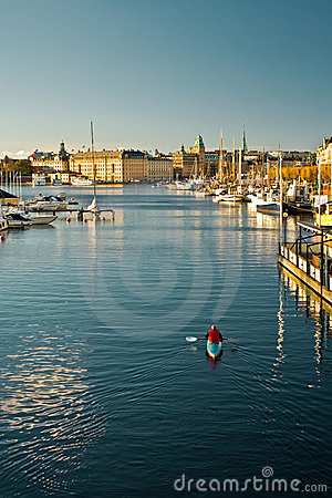 Free Morning In Stockholm Stock Images - 11933804