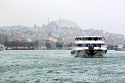 Morning in Istanbul