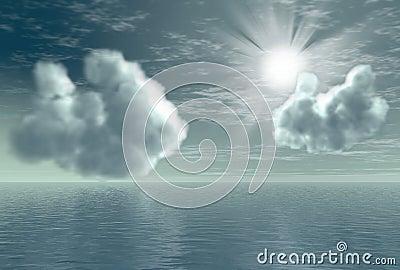 Morning seascape 2