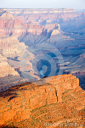 Free Morning Sunlight, Shadow, Hopi Point, Grand Canyon Stock Photos - 78147543