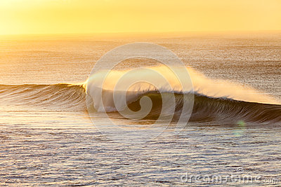 Morning Waves Color Spray