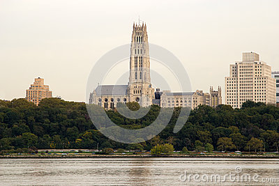 Morningside Heights skyline, NY