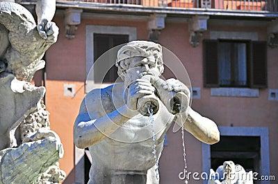 Moro fountain