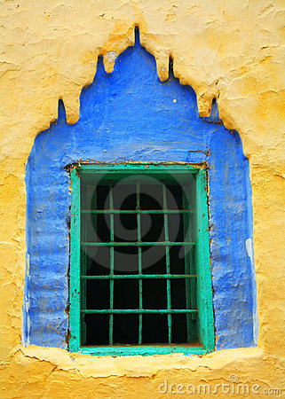 Moroccan architectural detail