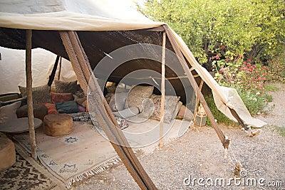 Moroccan Berber tent