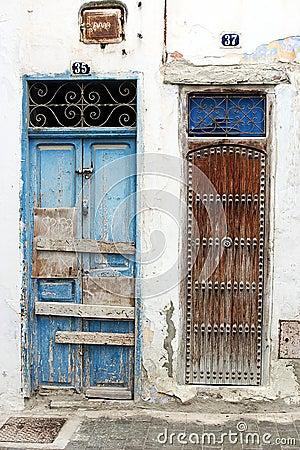 Moroccan Doors 1