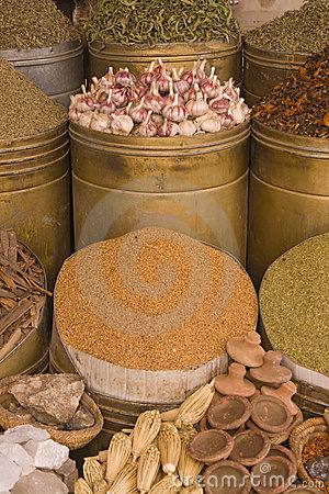 Moroccan Food Shop
