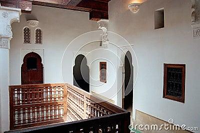 Moroccan medersa