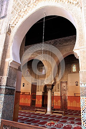 Moroccan mosque