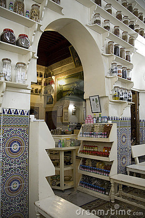 Moroccan pharmacy