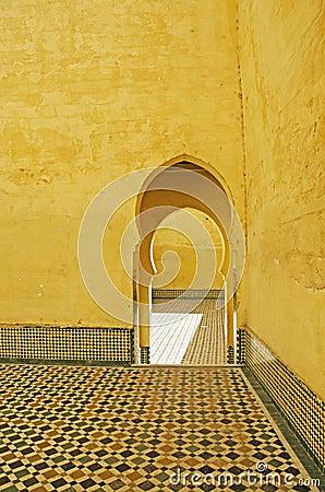 Moroccan Sanctuary