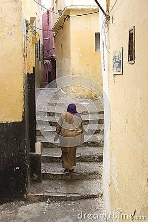 Moroccan Street 1
