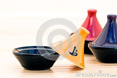 Moroccan Tajine pots