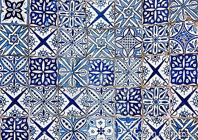 Moroccan vintage tile background stock images image 31067214