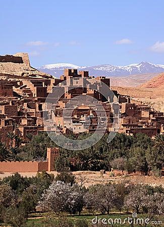 Morocco Ait Ben Haddou Ksar
