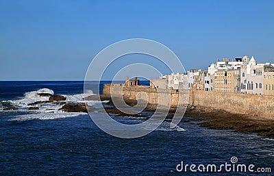 Morocco Essaouira historic medina