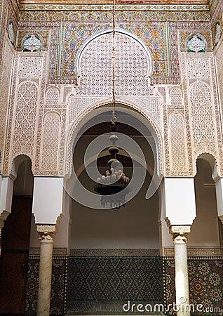 arabesque arches and pillars - photo #48