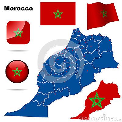 Morocco set.
