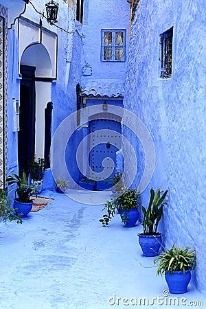Free Morocco Street Stock Photo - 5420530