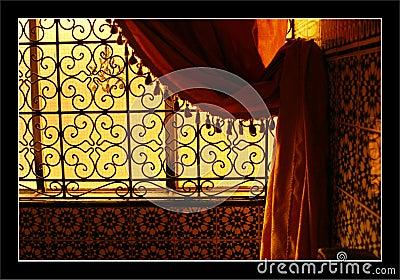 Moroccon interior