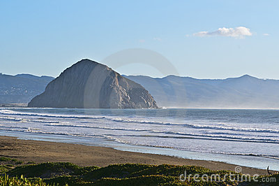 Morro Rock, Central Coast, California