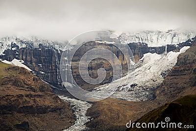 Morsarjokull glacier, Skaftafell NP, Iceland
