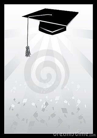 Mortar in graduation in grey vector eps