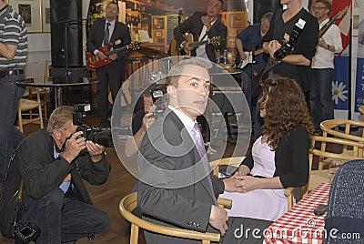 morten messerschmidt & dot Wesmann Editorial Photo