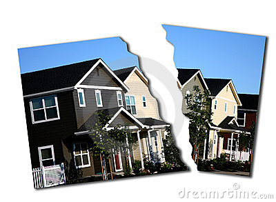 Mortgage Collapse Foreclosure