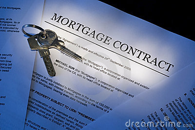 Mortgage contract