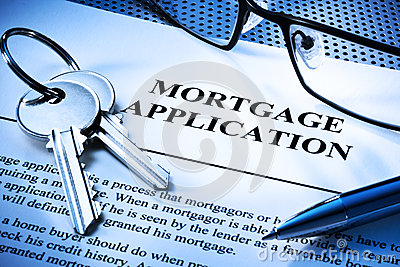 Mortgage Home Loan Application