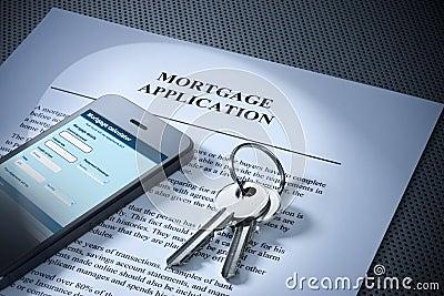 Mortgage Loan Keys Cell Phone