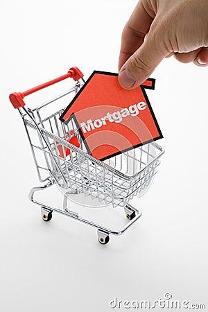 Free Mortgage Shopping Royalty Free Stock Image - 13785606