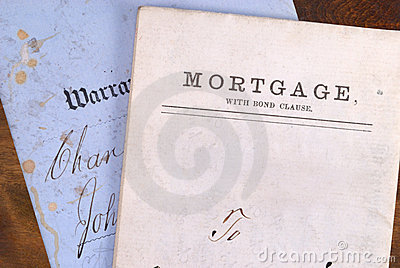 Mortgage and Warranty Deed