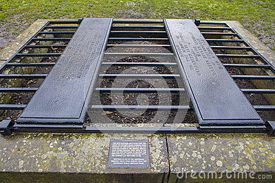 a mortsafe in greyfriars cemetery in edinburgh editorial photo image 70195136. Black Bedroom Furniture Sets. Home Design Ideas