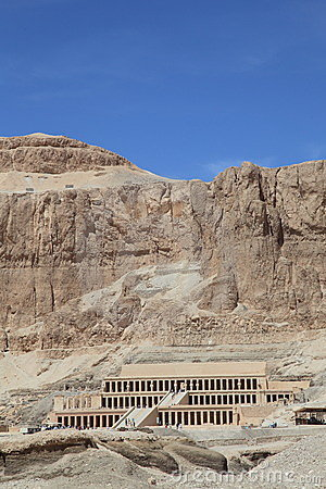 Mortuary temple of Queen Hapshepsut,