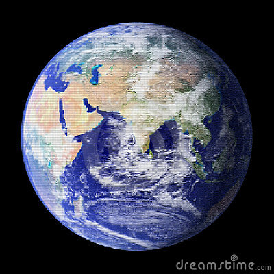 Mosaic of the Earth