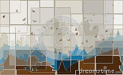 Mosaic orient