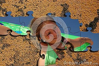 Mosaic Puzzle.