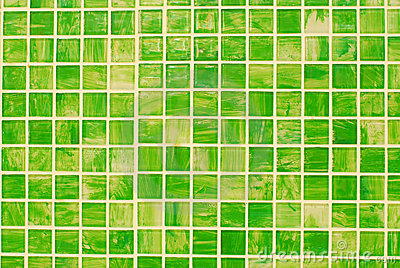 Mosaic rectangle brick of background