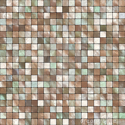 Free Mosaic Tile Background Stock Images - 5181424