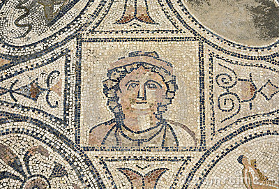 Mosaic from Volubilis