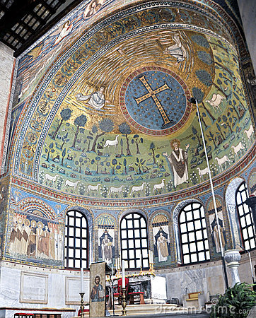 Mosaics in Ravenna