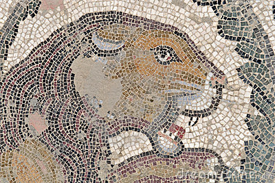 Mosaics of roman villa of piazza armerina 3