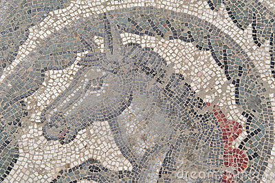 Mosaics of roman villa of piazza armerina 8