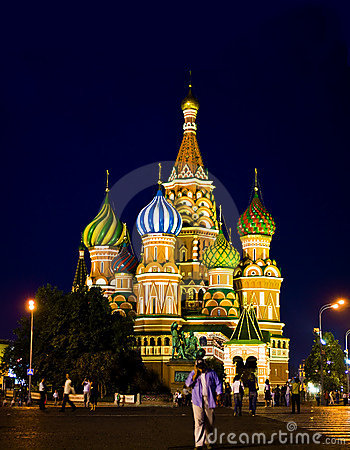Free Moscow Royalty Free Stock Photo - 3429585
