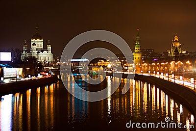 Moscow center, Kremlin